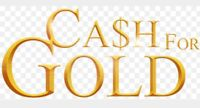 Sell your gold for cash