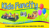 Need helpers for bouncy castle company (surrey bc)