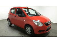 2009(09)VAUXHALL AGILA 1.0 EXPRESSION RED,£30 TAX,LOW MILES,CAT D,CLEAN CAR