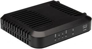 Cisco Dpc3008 Cable Modem Docsis 3 0 Comcast Xfinity Twc