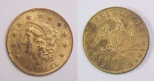Compositions Spiel Marke 22 Millimeter mm Five Dollar Sized Almost Uncirculated