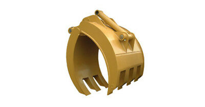 New 54 Heavy Duty Excavator Grapple For John Deere 290
