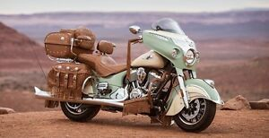 2017 Indian ROADMASTER CLASSIC