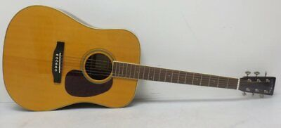 Potomac by Eastman Strings PVD-18 Dreadnought Acoustic Guitar