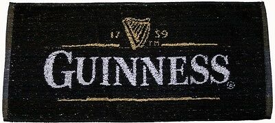 Guinness Cotton Bar Towel  525mm x 250mm  (pp)