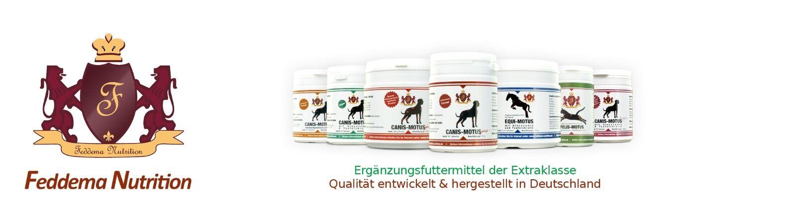 Feddema-Nutrition - Tiergesundheit