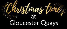 Day trip to Gloucester Quays Saturday 18th Nov
