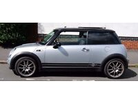 Mini Cooper 2002 1.6 Panoramic Roof £1050 o.n.o