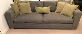Modern large sofa