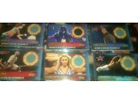 WWE Slam Attax 6 ring mat memorabilia cards, Finn Balor, Seth Rollins, Bayley, Sheamus, & more