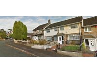Bright, clean modern 3 bedroom terrace in Chesterton