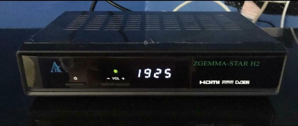 ZGEMMA STAR H2 CABLE BOX | in Hamilton, South Lanarkshire | Gumtree