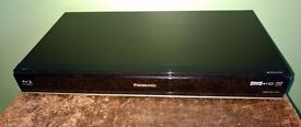 Panasonic DMR-PWT530EB 3D BluRay player with 500GB HDD recorder