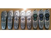 Sky Remotes (Several to choose from, see description)