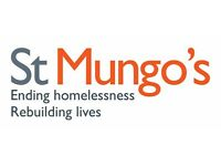 Full time street fundraising with St. Mungo's charity - £9-12/hr
