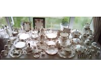 Royal Albert Old Country Roses Collection By Royal Doulton