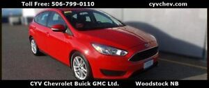 2015 Ford Focus SE Hatch Automatic