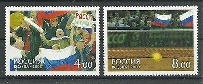 TENNIS/ Russland MiNr 1061/62 **