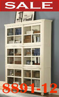 win display cabinets, curio, hutches, small cabinets, mvqc