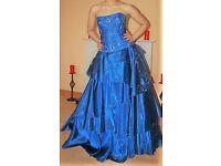 Worn once prom dress