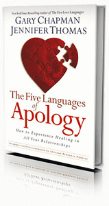 The Five Love Languages Of Apology