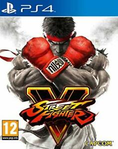 PS4 -Street Fighter V