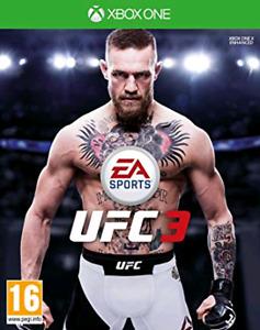 Vend UFC 3 Xbox one