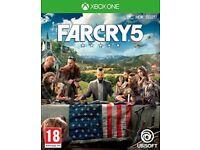 *BRAND NEW...Sealed* Far Cry 5 Xbox One