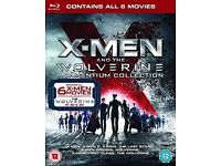 X Men and The Wolverine Adamantium Collection