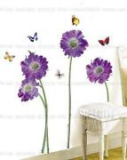 Removable Wall Stickers Butterflies
