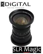 Micro Four Thirds Lens