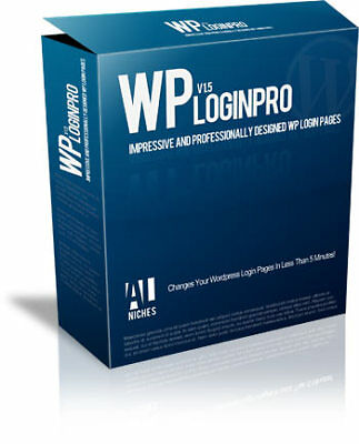 20 Custom Designed Wordpress Login Pages Plugin On Cd