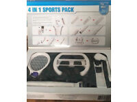 4 in 1 sports pack for Wii