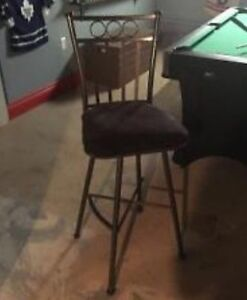 Bar height chairs Windsor Region Ontario image 1