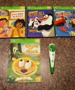 LeapFrog Tag Book Learning