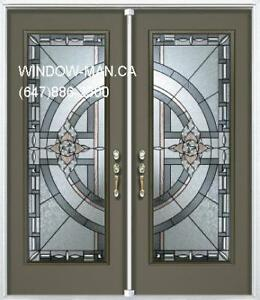 System Double Door Front Entry  Energy saving
