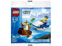LEGO City Brand New Sealed Bags - Various Sets £2 each