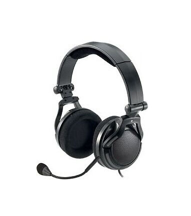 Trust Multimedia Ear Pad Headset and Microphone