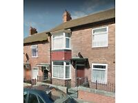3 Bedroom Lower Flat, situated in Canning Street, Benwell, Newcastle.