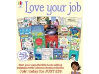 Amazing opportunity with Usborne Books at Home