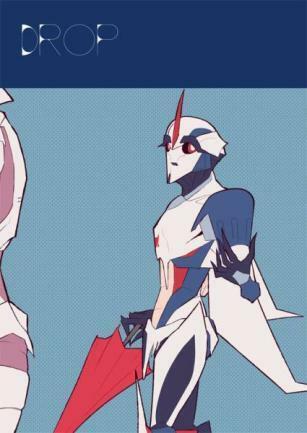 "Transformers prime Doujinshi ""drop""  taishi (seitai kaibou)"