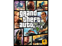 GTA 5 for the Xbox One