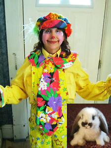 Candy The Clown, professional birthday party entertainer. Cambridge Kitchener Area image 2