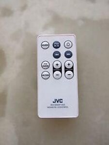 Jvc Remote Control for RA P10 (for IPOD)