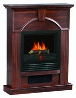 QUALITY CRAFT MM850P-28AHDW ElECTRIC FIREPLACE TVCENTER.CA SALE