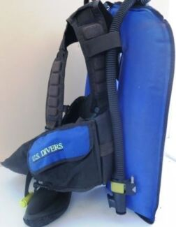 US DIVERS ALCYONE BCD MED-Lg Scuba Dive Salisbury Brisbane South West Preview