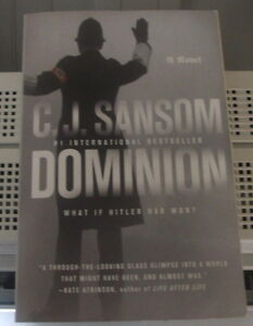 Dominion by C.J. Sansom (In english)