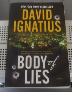 Body of Lies by David Ignatius (In english)