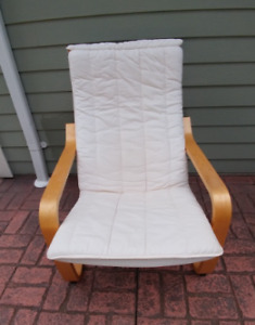 Chair for sale with cushion - excellent condition