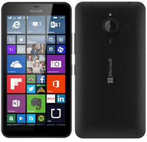 "Nokia lumia 640 sealed 5"" unlocked 8gb 4G Window 801 smart phone"